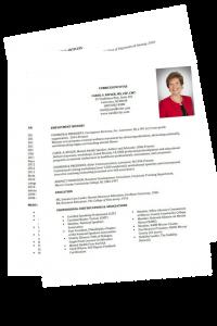 Download Carol's CV