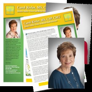 Download Carol's Media Kit
